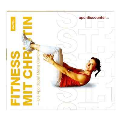 Fitness mit Christin - Trainingsvideos (USB-Stick)  bei apo-discounter.de bestellen