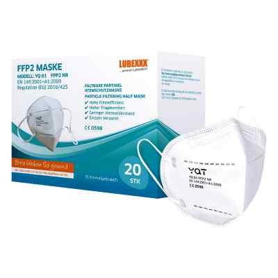 FFP2 Gesichtsmasken LUBEXXX  bei apo-discounter.de bestellen