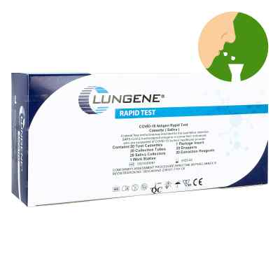 Clungene Covid-19 Antigen Schnelltest  bei apo-discounter.de bestellen