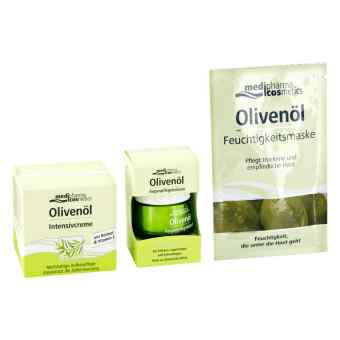 Paket Olivenöl  bei bioapotheke.de bestellen