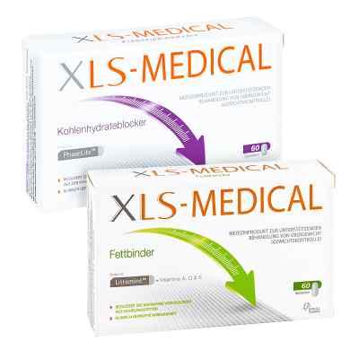 XLS Medical Fettbinder + Kohlehydrateblocker  bei apo-discounter.de bestellen