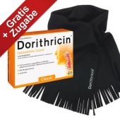 Dorithricin Halstabletten Classic (40 stk) + Schal gratis