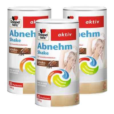 Doppelherz Abnehm Shake Schoko 3er Paket  bei apo-discounter.de bestellen