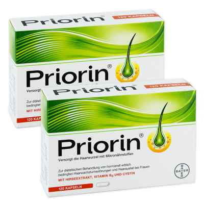 Priorin Vorteils-Set
