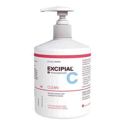 Excipial Clean Flüssig-syndet  bei apo-discounter.de bestellen