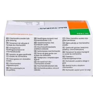 Bactigras antiseptische Paraffingaze 5mx5cm  bei apo-discounter.de bestellen