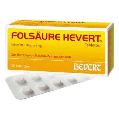 Folsäure Hevert Tabletten  bei apo-discounter.de bestellen