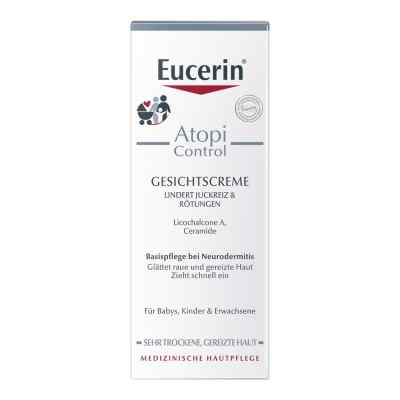 Eucerin Atopicontrol Gesichtscreme  bei apo-discounter.de bestellen