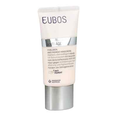 Eubos Hyaluron Anti Pigment Handcreme Lsf 15  bei apo-discounter.de bestellen