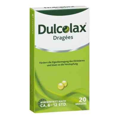 Dulcolax Dragées bei Verstopfung mit Bisacodyl  bei apo-discounter.de bestellen