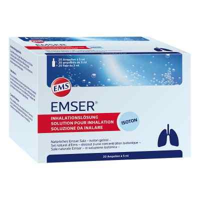 Emser Inh. Lösung  Inhalationsampullen