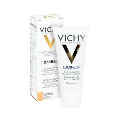 Vichy Lumineuse Satinee clair für  trockene Haut Cr.