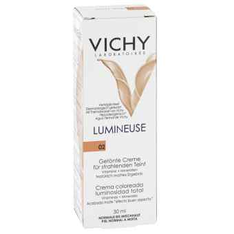 Vichy Lumineuse Mate peche normale/Mischhaut Creme  bei apo-discounter.de bestellen