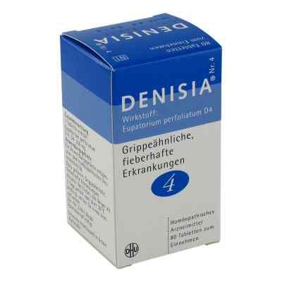 Denisia 4 grippeähnliche Krankheiten Tabletten  bei apo-discounter.de bestellen