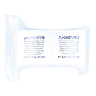 Alkoholtupfer 3x6cm steril  bei apo-discounter.de bestellen