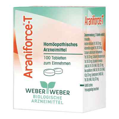 Araniforce T Tabletten  bei apo-discounter.de bestellen