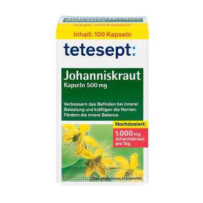 Tetesept Johanniskraut 500mg  bei apo-discounter.de bestellen