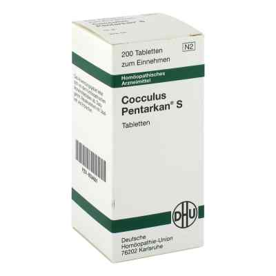 Cocculus Pentarkan S Tabletten