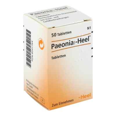 Paeonia Comp.heel Tabletten 08541764