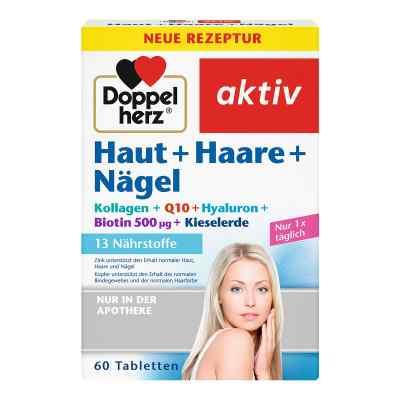 Doppelherz Haut + Haare + Nägel Tabletten  bei apo-discounter.de bestellen