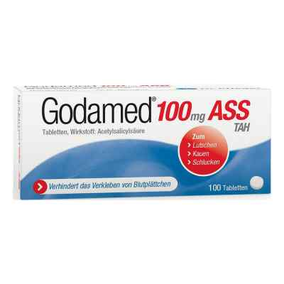 Godamed 100mg ASS TAH  bei apo-discounter.de bestellen