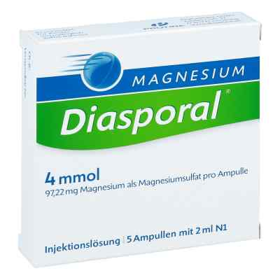 Magnesium Diasporal 4 mmol Ampullen  bei apo-discounter.de bestellen