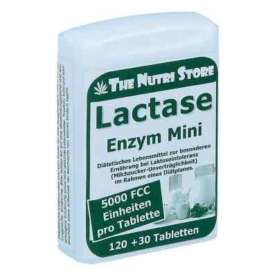 Lactase 5000 Fcc Enzym Mini Tabletten im Dosierspender  bei apo-discounter.de bestellen