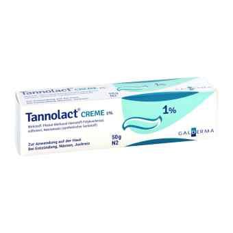 Tannolact Creme 1%  bei apo-discounter.de bestellen