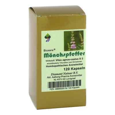 Mönchspfeffer Bioxera Kapseln  bei apo-discounter.de bestellen