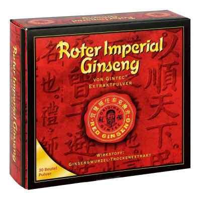 Roter Imperial Ginseng Extraktpulver  bei apo-discounter.de bestellen