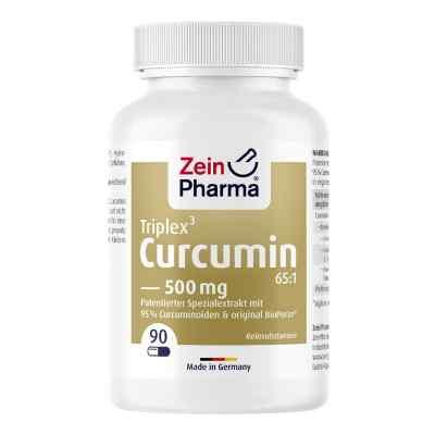 Curcumin-triplex3 500 mg/Kap.95% Curcumin+bioperin  bei apo-discounter.de bestellen