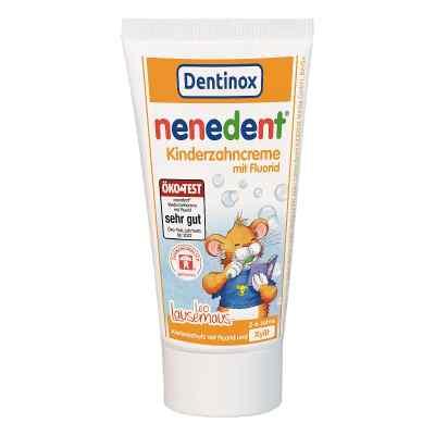 Nenedent Kinderzahncreme mit Fluorid Standtube  bei apo-discounter.de bestellen