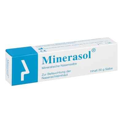 Minerasol mineralische Nasensalbe  bei apo-discounter.de bestellen