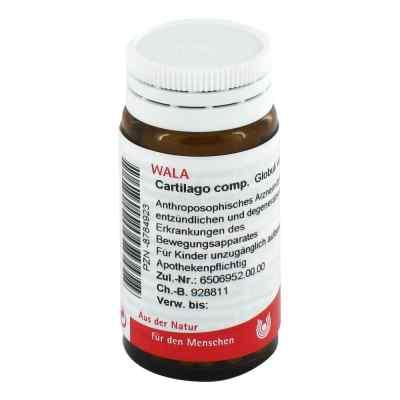 Cartilago Comp.globuli  bei apo-discounter.de bestellen