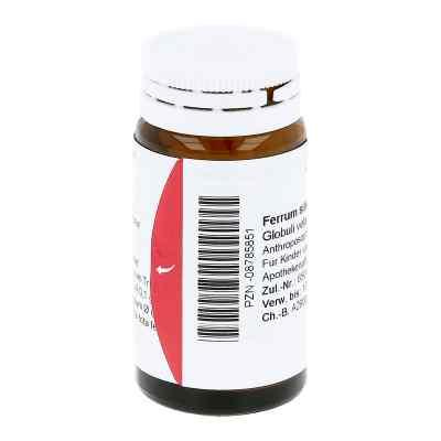 Ferrum Silicium Comp. Globuli  bei apo-discounter.de bestellen