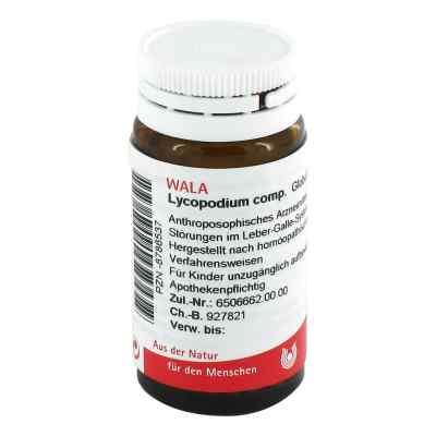 Lycopodium Comp. Globuli  bei apo-discounter.de bestellen