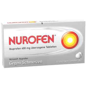 Nurofen Ibuprofen 400mg