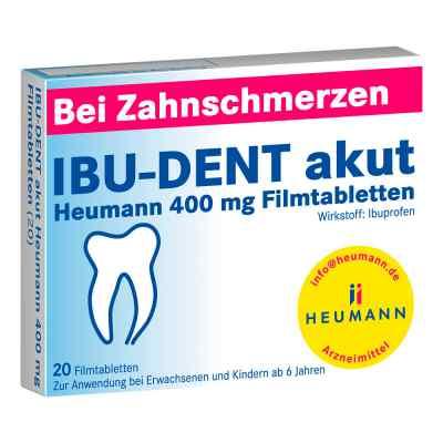 IBU-DENT akut Heumann 400mg  bei apo-discounter.de bestellen