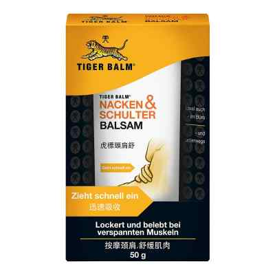 Tiger Balm Nacken & Schulter Balsam  bei apo-discounter.de bestellen