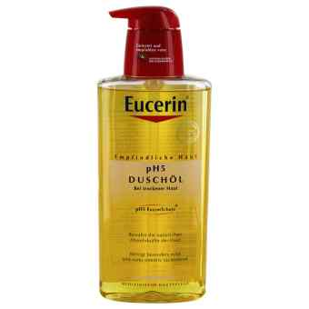 Eucerin pH5 Creme Duschöl mit P.