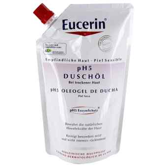 Eucerin pH5 Creme Duschöl Nachfüllpackung b.