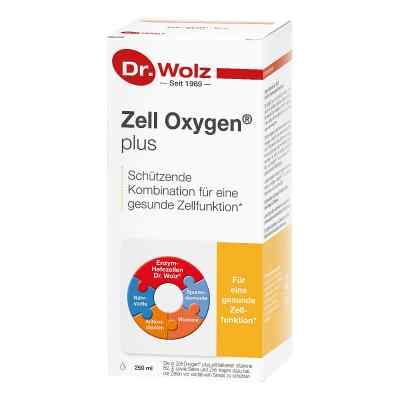 Zell Oxygen plus flüssig  bei apo-discounter.de bestellen
