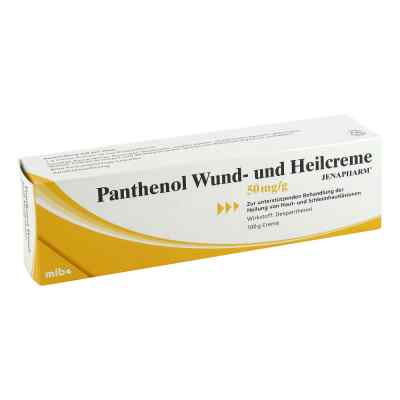 Panthenol Wund- und Heilcreme JENAPHARM 50mg/g  bei apo-discounter.de bestellen