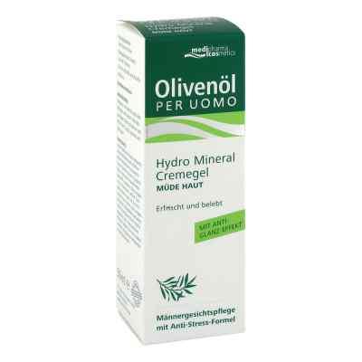 Olivenöl Per Uomo Hydro Mineral Cremegel  bei apo-discounter.de bestellen