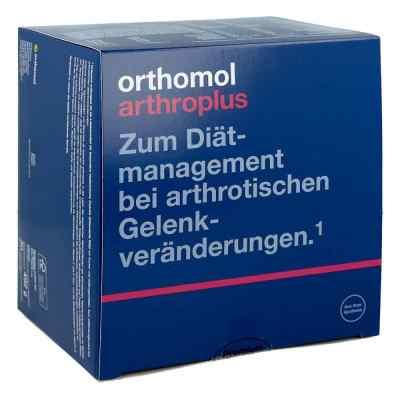 Orthomol arthroplus Granulat/kapseln  bei apo-discounter.de bestellen