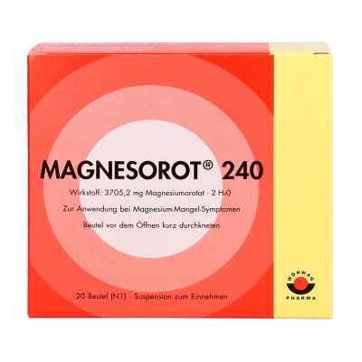 Magnesorot 240 Beutel  bei apo-discounter.de bestellen