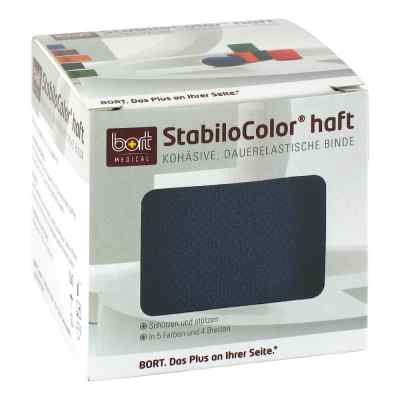 Bort Stabilocolor haft Binde 6cm blau  bei apo-discounter.de bestellen