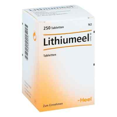 Lithiumeel compositus Tabletten  bei apo-discounter.de bestellen