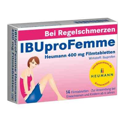 IBUproFemme Heumann 400mg