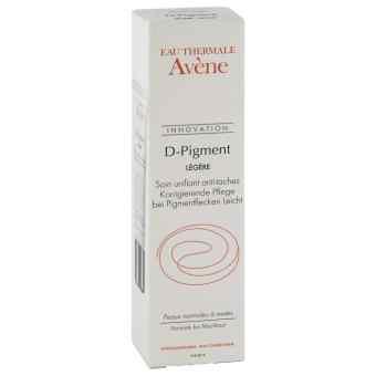 Avene D-pigment Pflege bei Pigmentflecken leicht